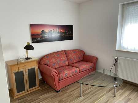 Kleine, vollmöblierte 2-Zimmer-Wohnung in Altperlach in Perlach (München)
