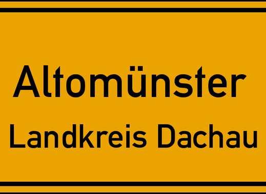 Jetzt haben Sie IHRE Immobilie gefunden! REH direkt in Altomünster / S 2 / nach München