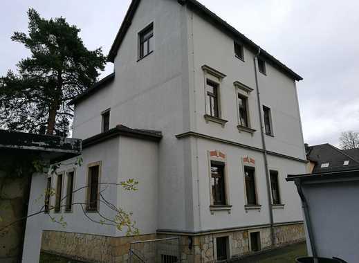 Sanierte 3-Zimmer-Dachgeschosswohnung mit Einbauküche in Dresden