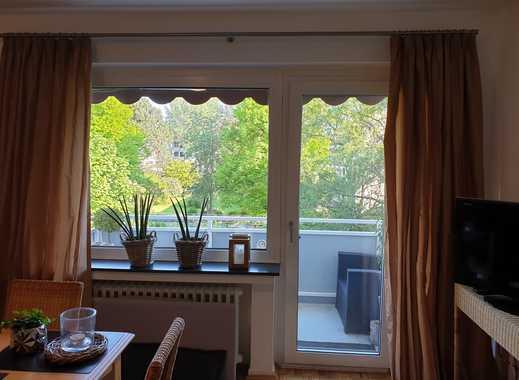 Stilvolle 3-Zimmer-Wohnung mit Balkon in Düsseldorf