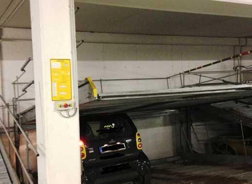 Duplex-Parker für ein sicheres Parken