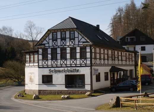 Pension mit Gaststätte und Gewerbeflächen in Altenfeld / Thür.