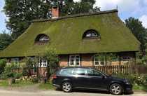Reetdach Bauernhaus in