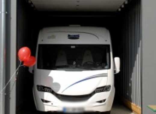 Büttelborn –  Großraumgaragen ideal für Lagerzwecke! Einheiten zwischen 28 m² und 112 m²