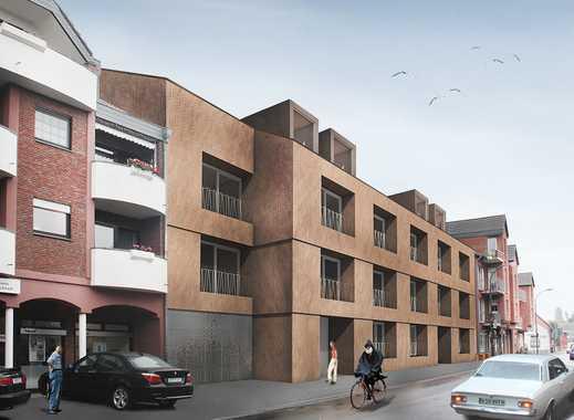 Neubau im Herzen von Geyen mit Wohnungen von 34-104 m² Wohnfläche - Wohnen im Erdgeschoss