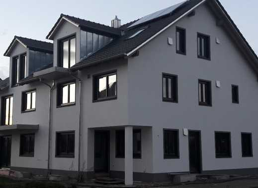 Neubau - schöne 3-Zimmer-Wohnung mit Garten und Terrasse