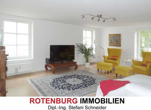 3-Zi-Wohnung direkt am Schloßpark in Rotenburg-Innenstadt