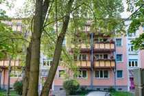 3-Zimmerwohnung mit Balkon und Blick