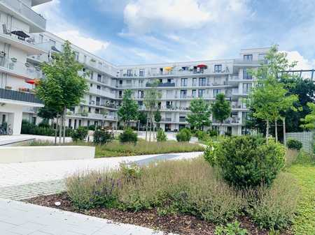 Sehr schöne 100m² 4-Zimmer-Wohnung mit Balkon und EBK im München SchwabingFreimann -Familiengeeignet in Schwabing (München)