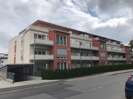 NEUBAU: 2 Zimmer-Erdgeschoss-Wohnung mit Terrasse und Küche, sucht Mieter in Neugablonz (Kaufbeuren)
