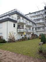 Innenhof und Haus
