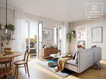 Provisionsfrei Ästhetische 2-Zimmer-Wohnung mit gehobener