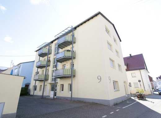 Kernsanierte, helle 3 ZKB-Wohnung mit Balkon!