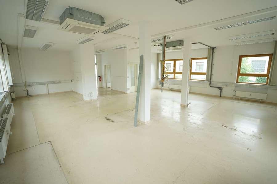 Großraum im Erdgeschoss