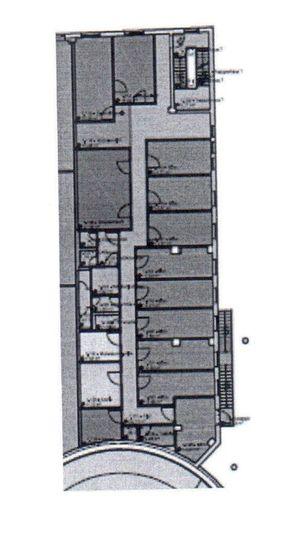 Grundrissplan