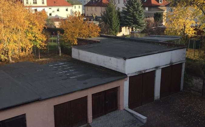 Garagenkomplex