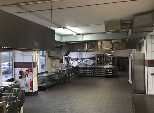 Mietfläche für Produktion und Verarbeitung von Lebensmitteln  / Manufaktur / Großküche