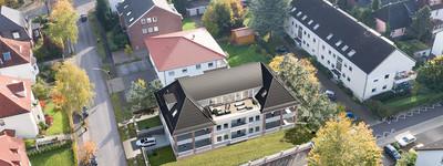 Penthousewohnung der Superlative mit ca. 50 m² Dachterrasse!   Haus Helvetia - Nahe der Oeynhaus...