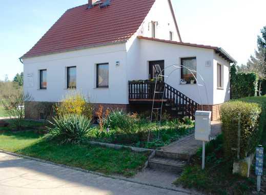 Wohnen im Boitzenburger Land-EFH mit großem Wintergarten, Grundstück und Bungalow