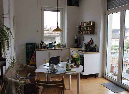 wunderschönes Zimmer in toller 2er WG (Altbau) mit Balkon
