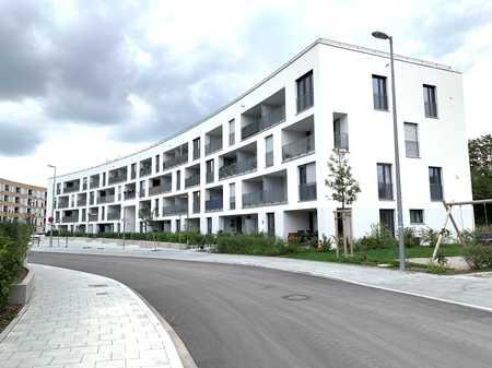 Außergewöhnlich wohnen in charmanter 2- Zimmer- Wohnung mit Balkon und EBK in München-Neuaubing in Aubing (München)