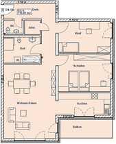 Wohnung 6 - Wohnen im Johannesweg