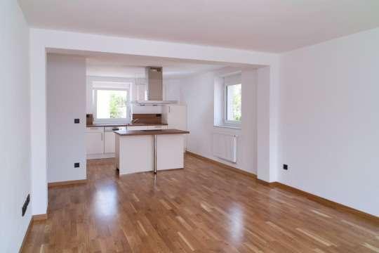 Exklusive, neuwertige 2-Zimmer-Wohnung mit Balkon und Einbauküche in Augsburg in Augsburg-Innenstadt