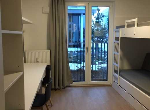 Möbiliertes Apartment (Studenten & Azubis) - WG-geeignet für 2 Personen mit Etagenbett