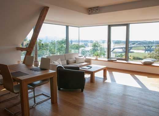 Wohnung Bellevue - Wunderschönes Loft mit Blick über Dresden