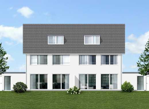 Bonn Duisdorf, Baubeginn erfolgt für 8 großzügige Doppelhaushälften, Haustyp A Haus 2