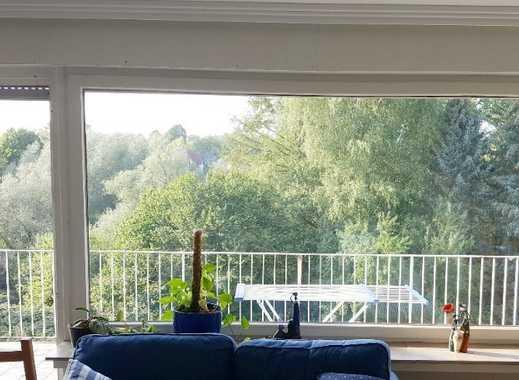 WG-taugliche Drei-Zimmer-Wohnung mit großem Balkon in Bochum-Stiepel