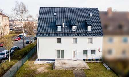 Frisch renovierte 1-Zimmer-Wohnung mit Garten in Hasenbuck (Nürnberg)
