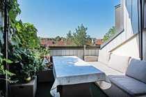 Alpenblick Dachterrasse und 2 Zimmer