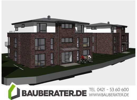 Bauplatz für zwei Mehrfamilienhäuser in Bremen Blumenthal