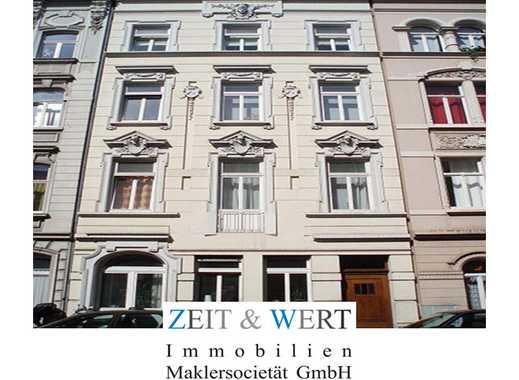 Aachen! Stilvolle 2-Zimmer-Altbauwohnung mit überhohen Decken und Terrasse!  (OK 3771)