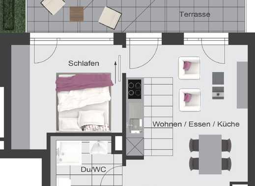 Kompakte 2-Zimmer Wohnung am Eugensplatz