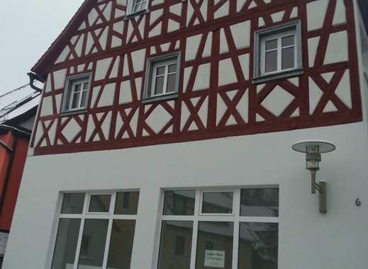 schöne 3-Zimmer Wohnung in Zentrum von Gößweinstein im Fachwerkhaus