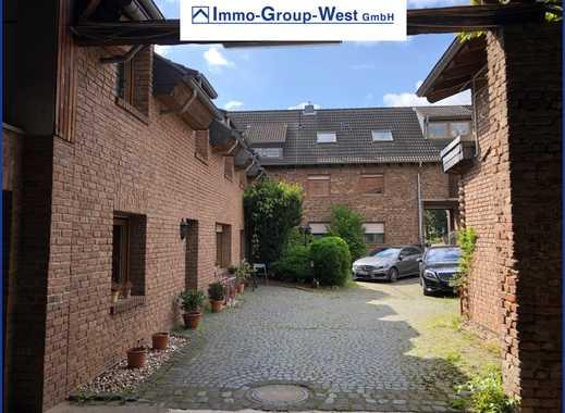 Einzigartiger Vierkanthof mit Eigennutzungspotential in Pulheim