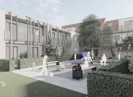 Ebenerdige 3-Raum-Whg. mit Terrasse
