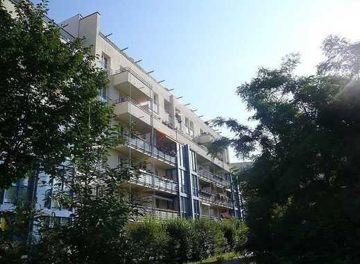 Citynähe...Eigentumswohnung hoch oben mit Lift, Balkon und Laminat!