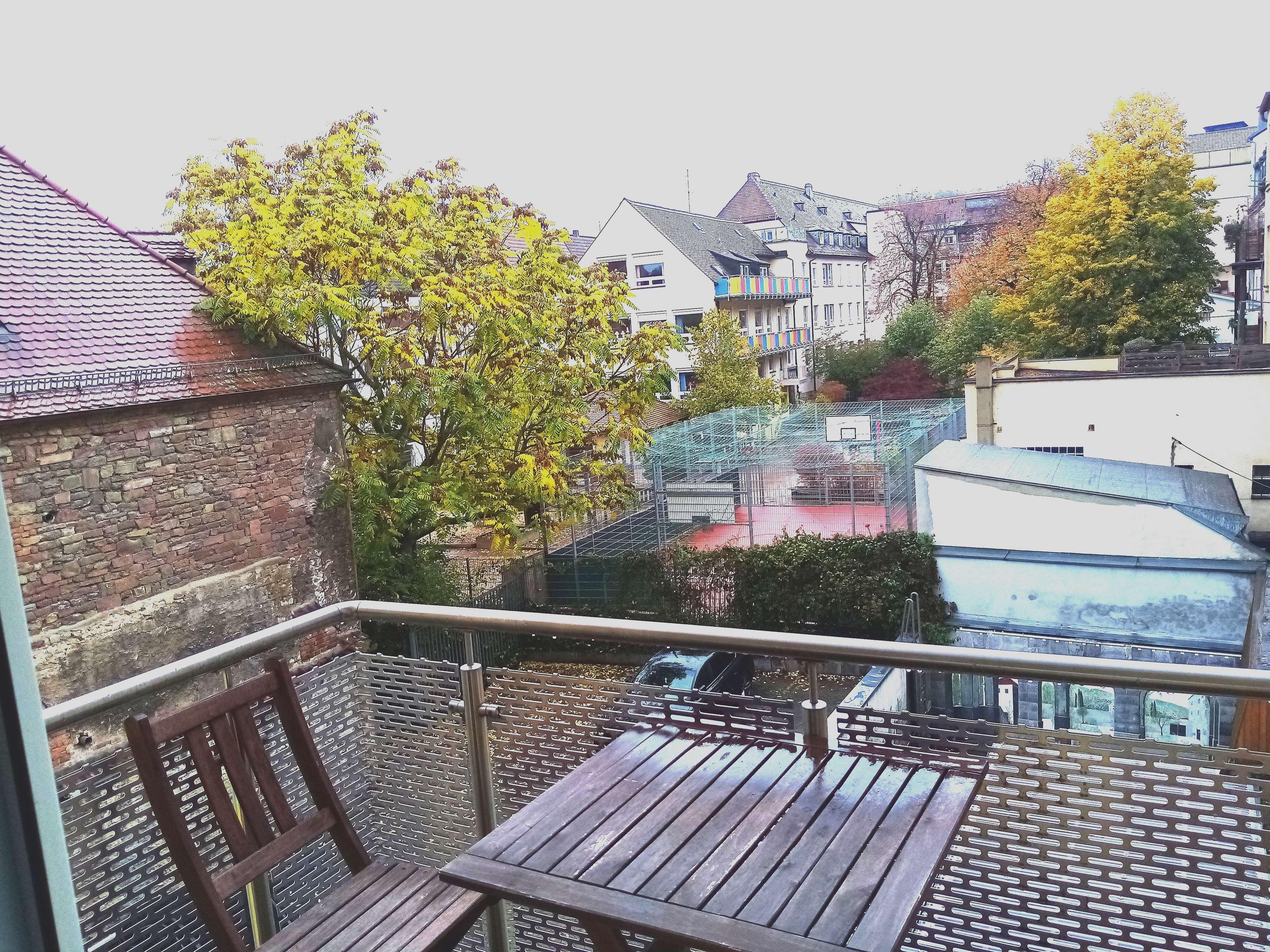 Helle 2 Zimmer Wohnung mit Balkon in der Innenstadt in Innere Pleich (Würzburg)