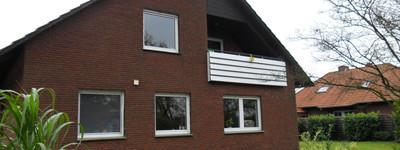 Schöne Dachgeschosswohnung in Rahden-Wehe