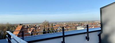 Neubau Wohnung mit Weitblick direkt in Lübbecke
