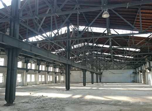 Denkmalgeschützte Halle bietet individuelle Raumkonzepte, Erstbezug nach Sanierung