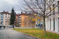 3 Zimmer-Wohnung nähe Luitpoldpark