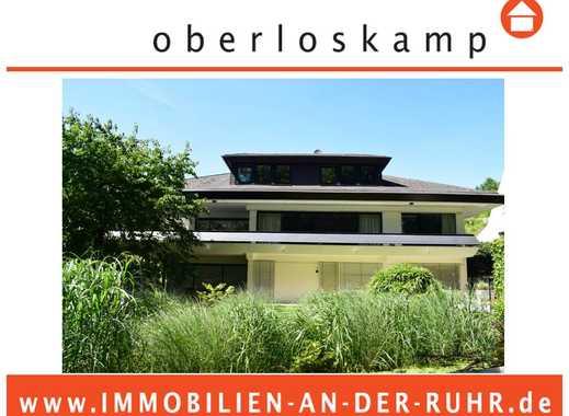 Modernes, freistehendes Einfamilienhaus mit Luxusstandard in wunderschöner Lage im Ruhrtal!
