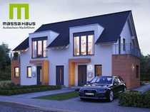 Bauen Sie ein Doppelhaus mit