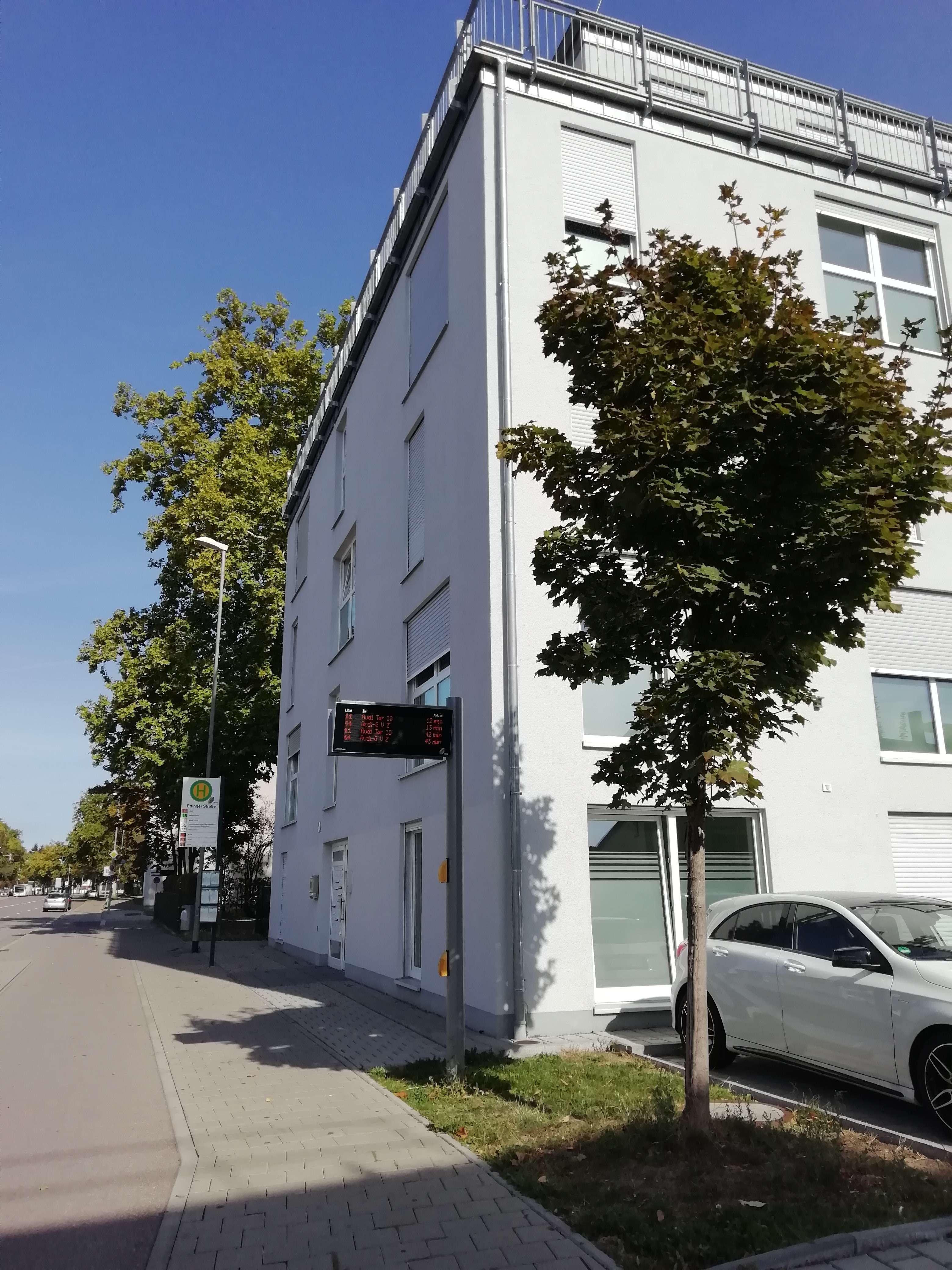 Studien- / Praktikanten-Wohnungen in Ingolstadt - möbliert
