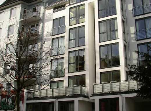 Mitten in Eppendorf - Penthouse-Maisonette mit Dachterrasse