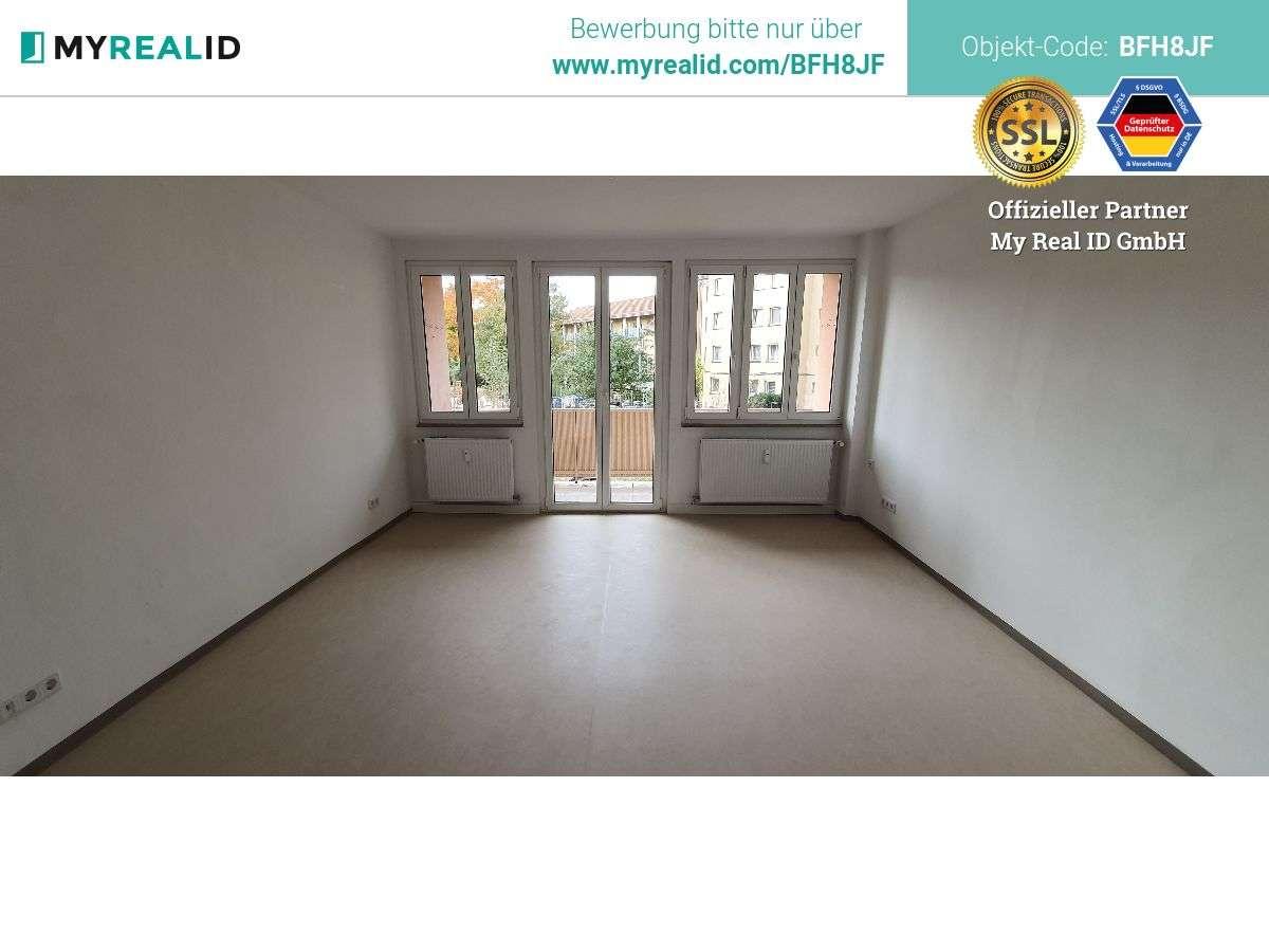Neu modernisierte Wohnung - Spielplatz im Innenhof! in Gibitzenhof (Nürnberg)
